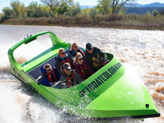 Jet Boat Tours And Pricing Jet Boat Colorado